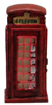 Miniatur Telefonkabine