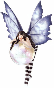 Amy Brown Fairy Diva-Bubble Rider I