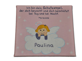 "Schutzengelbild ""Paulina"""