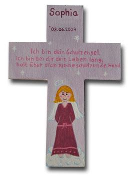 """Schutzengelkreuz """"Sophia"""""""