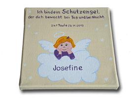 """Schutzengelbild """"Josefine"""""""