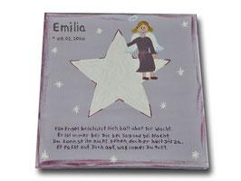 """Schutzengelbild """"Emilia"""""""