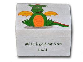"""Milchzahndose """"Kleiner Drache"""""""