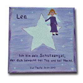 """Schutzengelbild """"Lea"""""""