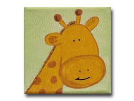 "Mini-Bild ""Giraffe"""