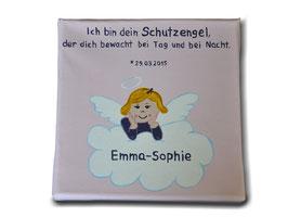"""Schutzengelbild """"Emma-Sophie"""""""