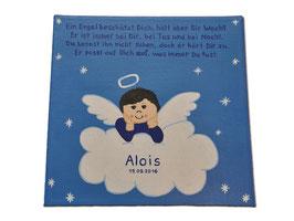 """Schutzengelbild """"Alois"""""""