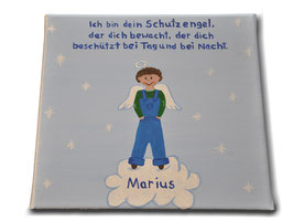 "Schutzengelbild ""Marius"""