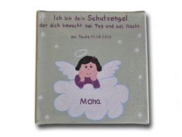 """Schutzengelbild """"Mona"""""""