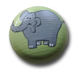 """Möbelgriff """"Elefant grau"""""""