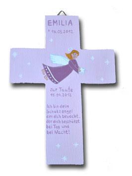 """Schutzengelkreuz """"Emilia"""""""
