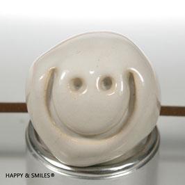 """Mr.SMILES Single, """"white"""""""