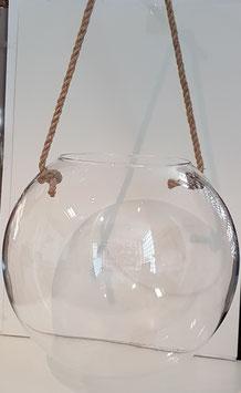 Kugel Vase zum aufhängen