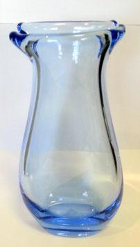 Vase blau oder grün Höhe ca 23 cm