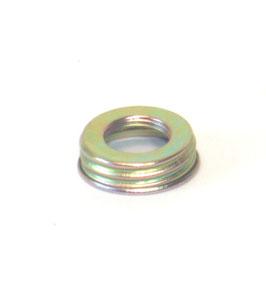 Ersatz `Ring mit Verschraubung für Öllampe , Höhe 14,5 cm innengewinde ca 28 mm