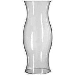 Zylinder klar ohne Boden Höhe ca. 220 mm Öffnung ca. 90 mm, Durchmesser Mitte 100 mm