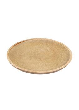 Holzteller, 20 cm