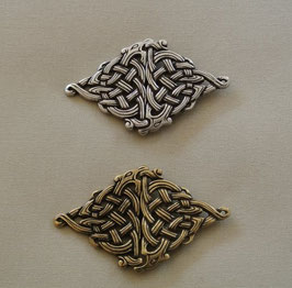 Verschluss Keltische Hunde