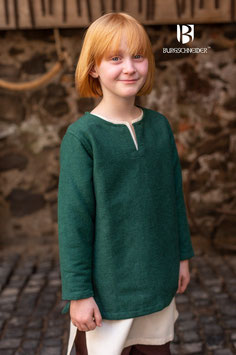 Kinder-Tunika Eriksson, grün