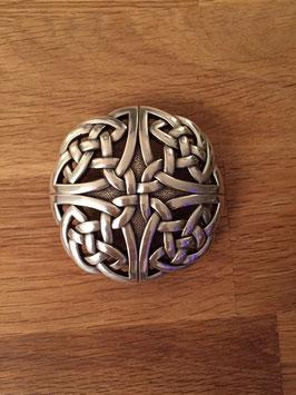 Gurtschnalle  Keltischer Knoten