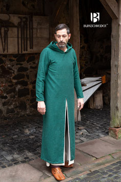 "Kapuzen-Langtunika ""Renaud"", grün"