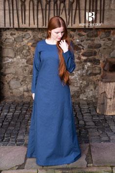 "Unterkleid ""Freya"" waidblau"