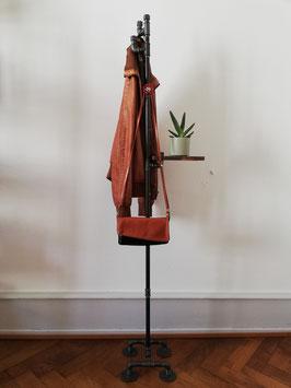 Steampunk Garderobenständer Industrial Kleiderständer freistehend Garderobenhaken Vintage Industrie Flurständer