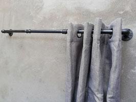 Vintage Gardinenstange Steampunk Rohrstange Vorhangstange Industrial Style