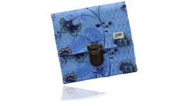 Blau Blumen / Königsblau