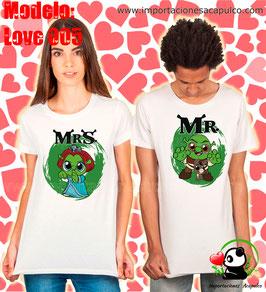 Shreck y Fiona