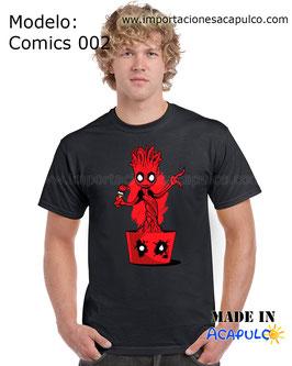 Groot/DeadPool
