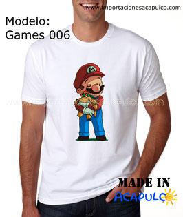 Mario Bross & Bowser - Abrazo