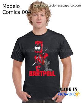 BartSimpson/DeadPool - BartPool