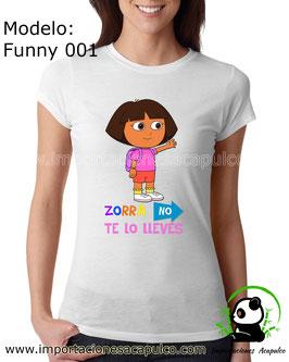 Zorra no te lo lleves
