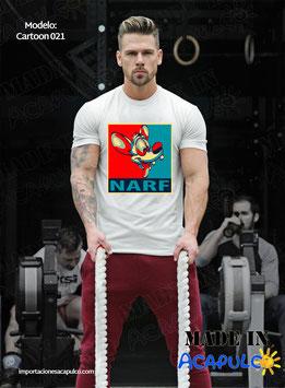 Narf  - Pinky y Cerebro