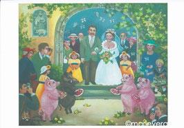 Le Mariage du Charcutier