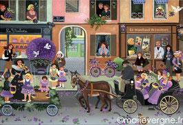 La Fête des violettes