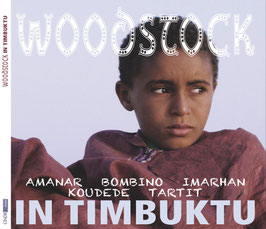 CD 'Woodstock in Timbuktu'