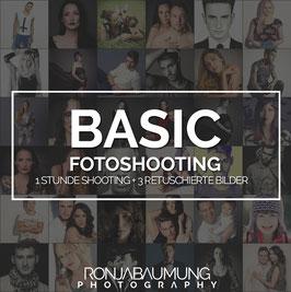 Gutschein Basic Fotoshooting