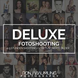 Gutschein Deluxe Fotoshooting