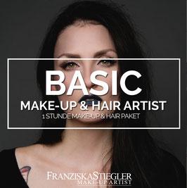 Gutschein Basic Make-Up Artist