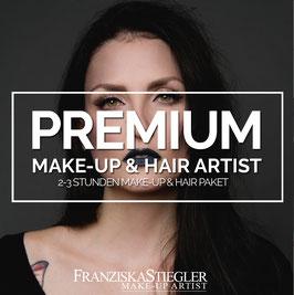 Gutschein Premium Make-Up Artist