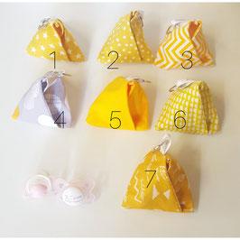 berlingots jaunes