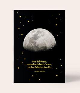 "Karte ""Nachtmond"""