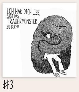 Trauermonster #3 - Hab dich lieb