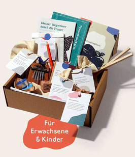 "Trauerbegleitung ""in a Box"""