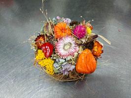 Herbst  Gesteck