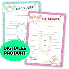 Milchzahn-Zertifikat
