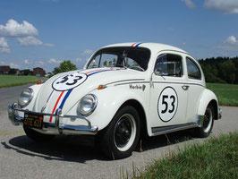 VW Käfer Herbie für 24 Std.