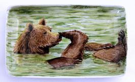 vassoietto orso cm 14 x 8,5